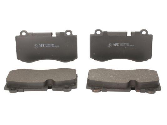 ABE C1M057ABE | Тормозные колодки компл. передн. bmw 1 (e82) mercedes cls (c219), e за | Купить в интернет-магазине Макс-Плюс: Автозапчасти в наличии и под заказ