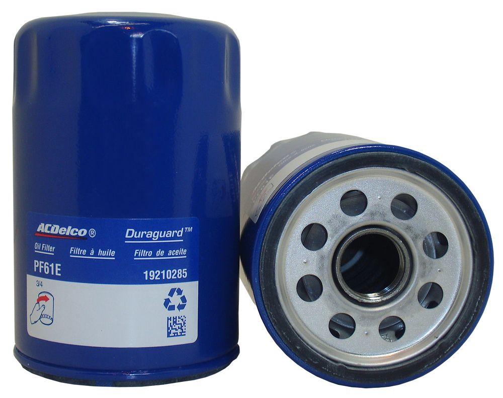 ACDELCO PF61E | PF61E AC DELCO Фильтр масляный | Купить в интернет-магазине Макс-Плюс: Автозапчасти в наличии и под заказ