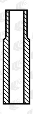 AE VAG96149 | направляющая клапана! 7x12.56x37.5\ MB W124/W140/W202 2.0-3.2 93> | Купить в интернет-магазине Макс-Плюс: Автозапчасти в наличии и под заказ