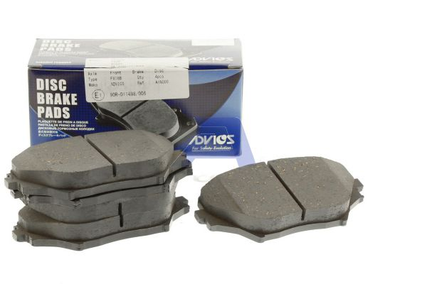 AISIN A1N008 | Колодки тормозные дисковые TOYOTA RAV 4 | Купить в интернет-магазине Макс-Плюс: Автозапчасти в наличии и под заказ