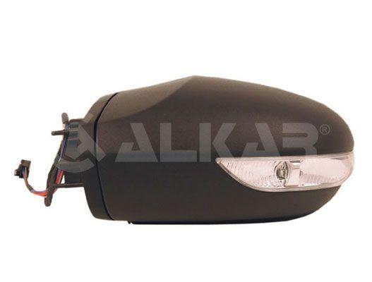 ALKAR 6125557 | Зеркало боковое | Купить в интернет-магазине Макс-Плюс: Автозапчасти в наличии и под заказ