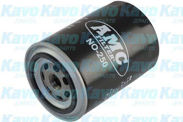 AMC FILTER NO250 | Фильтр масляный 152087F400 152087F40A | Купить в интернет-магазине Макс-Плюс: Автозапчасти в наличии и под заказ