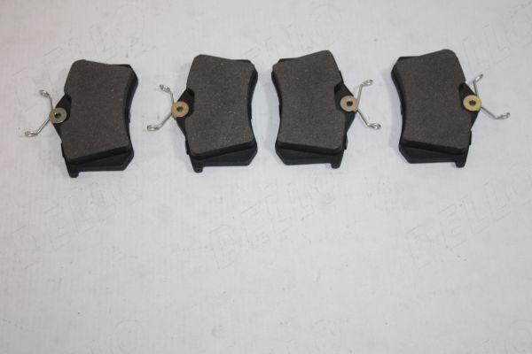 AUTOMEGA 120050610 | Колодки тормозные дисковые задние / AUDI A-4,6,SKODA Superb,VW Passat-V 01~ | Купить в интернет-магазине Макс-Плюс: Автозапчасти в наличии и под заказ