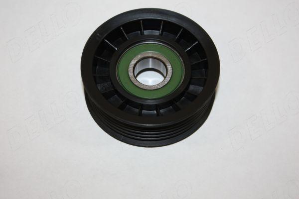 AUTOMEGA 130012610 | Ролик натяжителя приводного ремня / FORD Focus-I 1.4/1.6 Zetec-S 98~ | Купить в интернет-магазине Макс-Плюс: Автозапчасти в наличии и под заказ