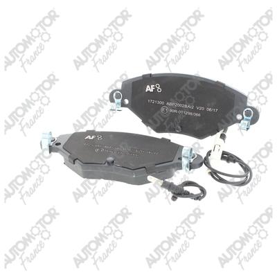 AUTOMOTOR FRANCE PBP2002 | Колодки тормозные передние PSA C5 01- | Купить в интернет-магазине Макс-Плюс: Автозапчасти в наличии и под заказ
