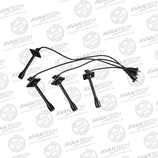 AVANTECH IL0102 | Комплект высоковольтных проводов Avantech | Купить в интернет-магазине Макс-Плюс: Автозапчасти в наличии и под заказ