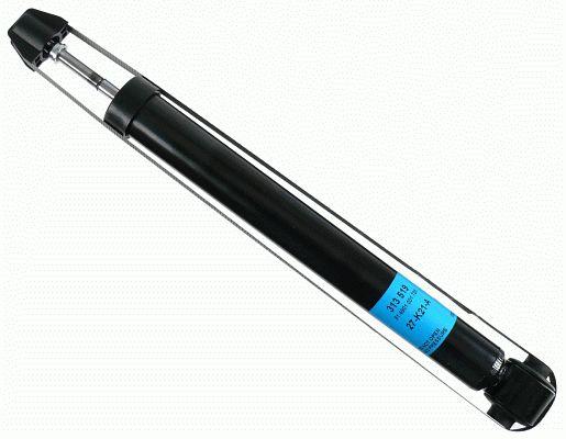 BOGE 27K21A | Амортизатор задний GAS | Купить в интернет-магазине Макс-Плюс: Автозапчасти в наличии и под заказ