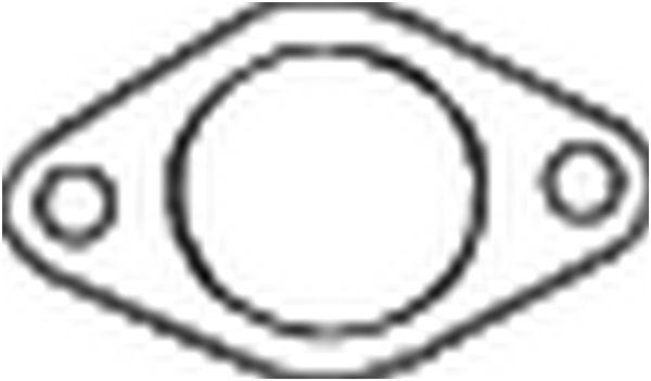 BOSAL 256054 | Прокладка приемной трубы | Купить в интернет-магазине Макс-Плюс: Автозапчасти в наличии и под заказ