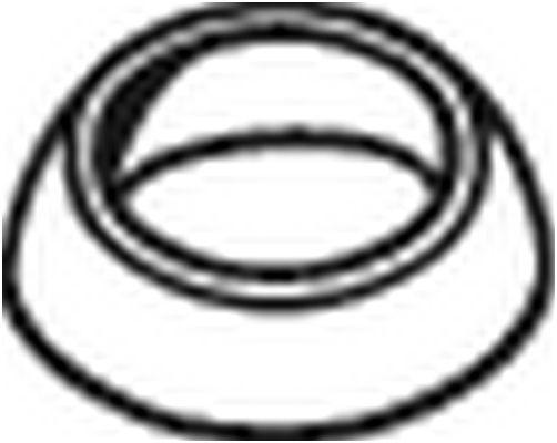 BOSAL 256304 | Уплотняющее кольцо MAZDA 323 P V (BA) 1.3 16V (1996/10-...) | Купить в интернет-магазине Макс-Плюс: Автозапчасти в наличии и под заказ