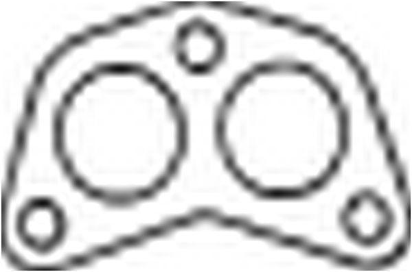 BOSAL 256549 | Монтажное уплотнительное кольцо выхлопной системы | Купить в интернет-магазине Макс-Плюс: Автозапчасти в наличии и под заказ