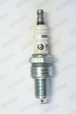 BRISK 1365 | свеча зажигания!\ Mazda 323/B2200 1.6-2.2, Mitsubishi Pajero 2.6 86-00 | Купить в интернет-магазине Макс-Плюс: Автозапчасти в наличии и под заказ