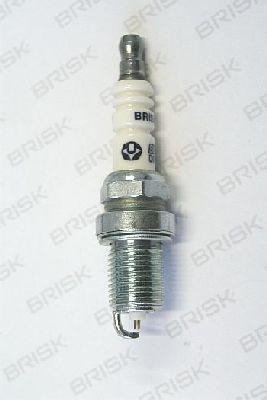 BRISK 1463 | Свеча зажигания Silver (интервал замены - max. 30 000 km) | Купить в интернет-магазине Макс-Плюс: Автозапчасти в наличии и под заказ
