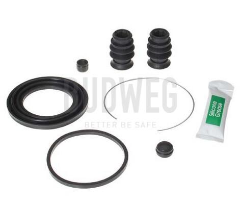 BUDWEG CALIPER 206027 | Ремкомплект | Купить в интернет-магазине Макс-Плюс: Автозапчасти в наличии и под заказ