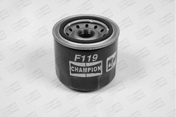 CHAMPION F119606   F119/606 Фильтр масляный   Купить в интернет-магазине Макс-Плюс: Автозапчасти в наличии и под заказ