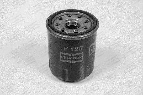 CHAMPION F126606   F126/606 Фильтр масляный   Купить в интернет-магазине Макс-Плюс: Автозапчасти в наличии и под заказ