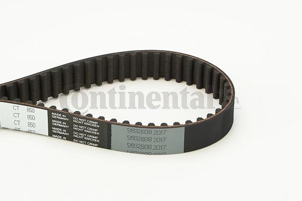 CONTITECH CT850   Ремень ГРМ   Купить в интернет-магазине Макс-Плюс: Автозапчасти в наличии и под заказ