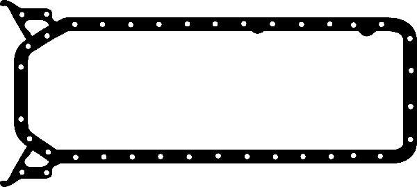 CORTECO 026342P   Прокладка масляного поддона MERCEDES-BENZ: C-CLASS C 280/C 36 AMG 93-00, CABRIOLET 300 CE-24 91-93,   Купить в интернет-магазине Макс-Плюс: Автозапчасти в наличии и под заказ