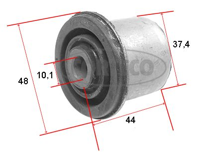 CORTECO 21652145 | Сайл.блок пер рычага | Купить в интернет-магазине Макс-Плюс: Автозапчасти в наличии и под заказ