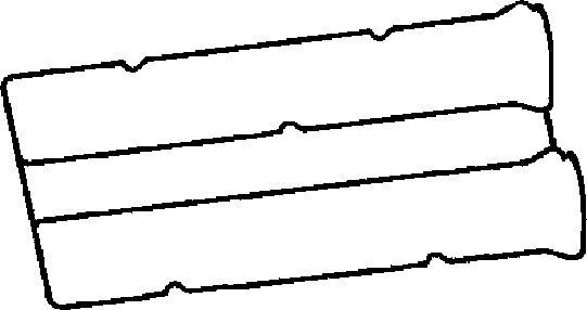 CORTECO 440098P | прокладка клапанной крышки!\ Ford Fiesta 1.25/1.4/1.6 16V Zetec 99> | Купить в интернет-магазине Макс-Плюс: Автозапчасти в наличии и под заказ