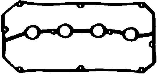 CORTECO 440120P | Прокладка клап. кр. Kia 1,5/1,6 -16v DOHC GA6D 2000-> | Купить в интернет-магазине Макс-Плюс: Автозапчасти в наличии и под заказ