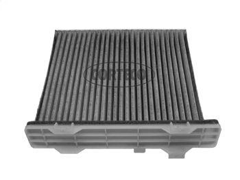 CORTECO 80000068 | Фильтр салона угольный | Купить в интернет-магазине Макс-Плюс: Автозапчасти в наличии и под заказ