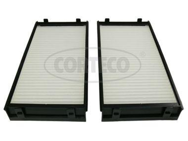 CORTECO 80000847 | фильтр салона!\ BMW X5 3.0i/D/4.8i 07> | Купить в интернет-магазине Макс-Плюс: Автозапчасти в наличии и под заказ