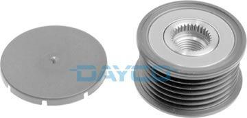 DAYCO ALP2338 | Шкив генератора Dayco | Купить в интернет-магазине Макс-Плюс: Автозапчасти в наличии и под заказ