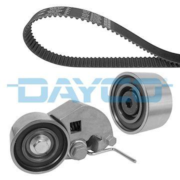 DAYCO KTB966 | Ремень ГРМ (123 зуб.,28mm) + 2 ролика (с натяжителем) | Купить в интернет-магазине Макс-Плюс: Автозапчасти в наличии и под заказ