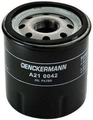 DENCKERMANN A210042 | Фильтр масляный | Купить в интернет-магазине Макс-Плюс: Автозапчасти в наличии и под заказ