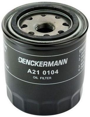 DENCKERMANN A210104 | Фильтр масляный | Купить в интернет-магазине Макс-Плюс: Автозапчасти в наличии и под заказ