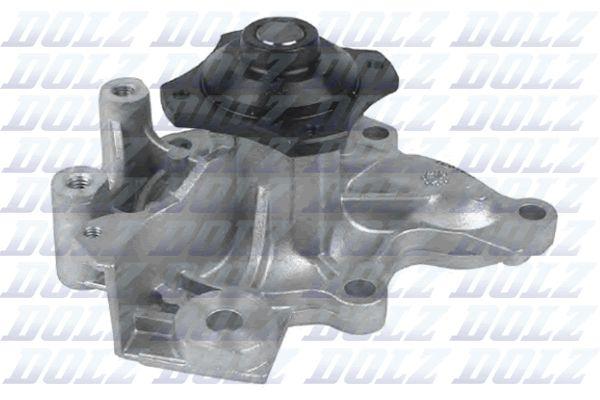 DOLZ F138   помпа!\ Mazda 626/323 1.8/2.0 16V 92>   Купить в интернет-магазине Макс-Плюс: Автозапчасти в наличии и под заказ