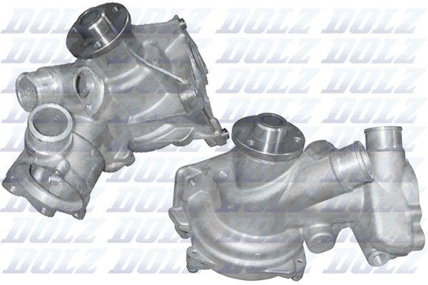 DOLZ M209   Насос водяного охлаждения   Купить в интернет-магазине Макс-Плюс: Автозапчасти в наличии и под заказ