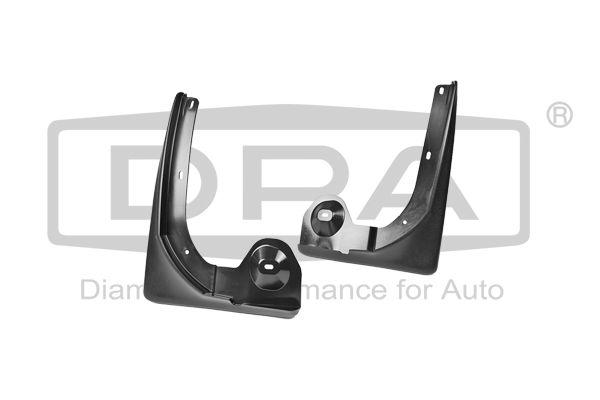DPA 08210873402 | брызговики передние (комплект) | Купить в интернет-магазине Макс-Плюс: Автозапчасти в наличии и под заказ