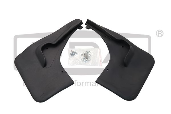 DPA 84000141402 | Комплект передних брызговиков Fabia 05-08 | Купить в интернет-магазине Макс-Плюс: Автозапчасти в наличии и под заказ
