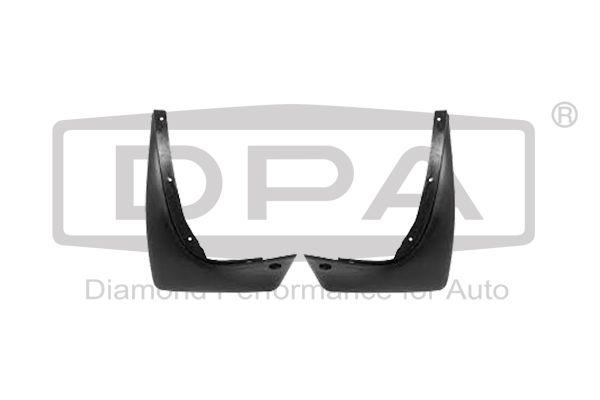 DPA 84000472802 | брызговики задние (компл.) | Купить в интернет-магазине Макс-Плюс: Автозапчасти в наличии и под заказ