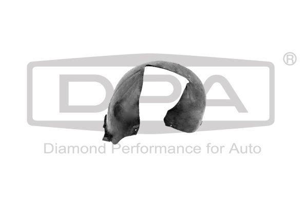 DPA 88051082602 | Автозапчасть/ПОДКРЫЛОК КРЫЛА ПЕРЕДНИЙ ЛЕВЫЙ | Купить в интернет-магазине Макс-Плюс: Автозапчасти в наличии и под заказ