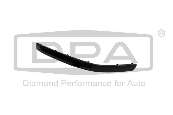 DPA 88070041102 | молдинг бампера переднего правый | Купить в интернет-магазине Макс-Плюс: Автозапчасти в наличии и под заказ
