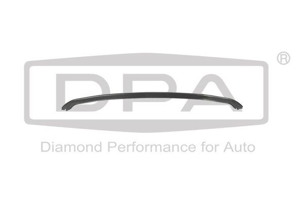 DPA 88070640302 | Автозапчасть/ПЛАНКА НИЖНЯЯ УСИЛИТЕЛЯ БАМПЕРА | Купить в интернет-магазине Макс-Плюс: Автозапчасти в наличии и под заказ