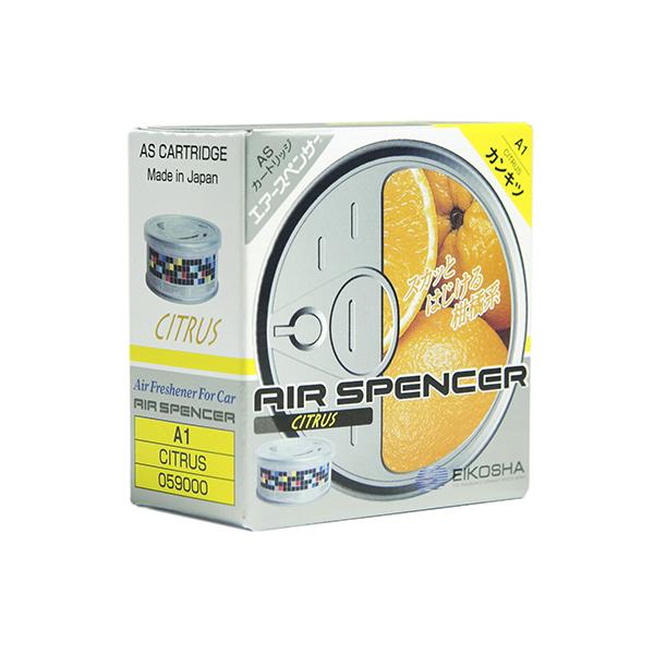 EIKOSHA A1   Ароматизатор меловой SPIRIT REFILL - CITRUS   Купить в интернет-магазине Макс-Плюс: Автозапчасти в наличии и под заказ
