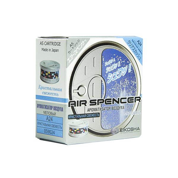 EIKOSHA A24   Ароматизатор меловой SPIRIT REFILL - CLEAR SQUASH   Купить в интернет-магазине Макс-Плюс: Автозапчасти в наличии и под заказ