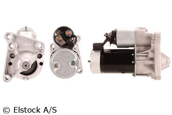 ELSTOCK 251281 | Rozrusznik | Купить в интернет-магазине Макс-Плюс: Автозапчасти в наличии и под заказ