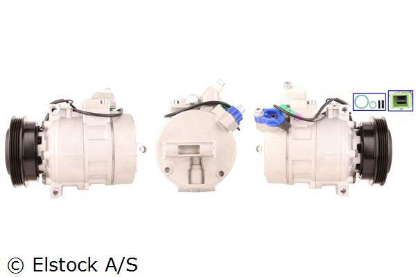 ELSTOCK 510007 | Kompresor, klimatyzacja | Купить в интернет-магазине Макс-Плюс: Автозапчасти в наличии и под заказ