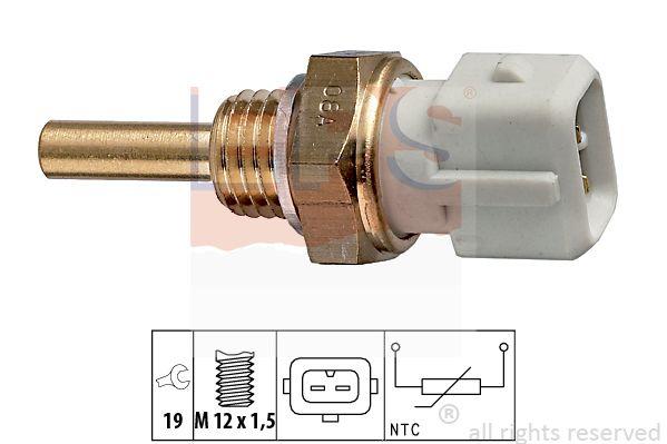 EPS 1830127 | датчик темп | Купить в интернет-магазине Макс-Плюс: Автозапчасти в наличии и под заказ