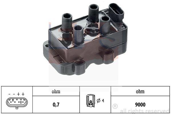 EPS 1970377 | катушка зажигания | Купить в интернет-магазине Макс-Плюс: Автозапчасти в наличии и под заказ
