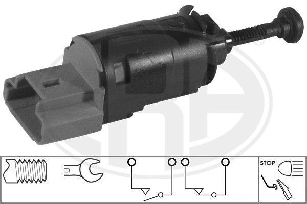 ERA 330629 | Выключатель фонаря сигнала торможения | Купить в интернет-магазине Макс-Плюс: Автозапчасти в наличии и под заказ