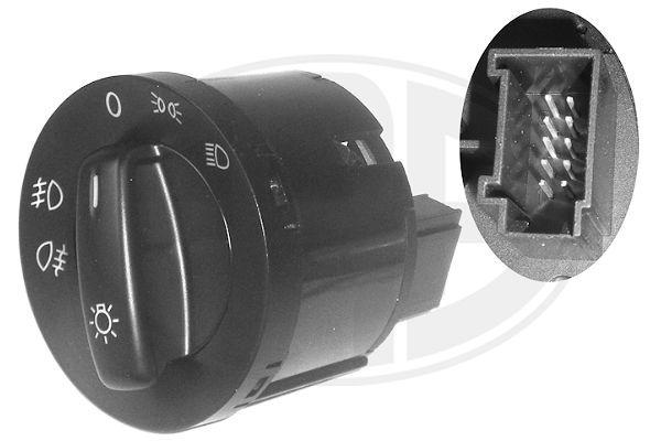 ERA 662440 | 662440 Выключатель, головной свет\ VW CADDY/GOLF/JETTA/PASSAT | Купить в интернет-магазине Макс-Плюс: Автозапчасти в наличии и под заказ
