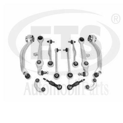 ETS 02KT001 | (VO7-5000) Рычаг (ком-кт) AUDI A4/A6/A8 VW Passat 1994-> с стойками стабилизатора | Купить в интернет-магазине Макс-Плюс: Автозапчасти в наличии и под заказ