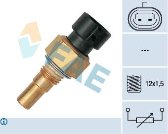 FAE 33330 | Датчик температуры | Купить в интернет-магазине Макс-Плюс: Автозапчасти в наличии и под заказ