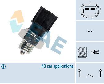 FAE 40895 | Датчик заднего хода Hyundai 9386049600 | Купить в интернет-магазине Макс-Плюс: Автозапчасти в наличии и под заказ