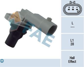 FAE 79347 | Датчики двигателя FAE | Купить в интернет-магазине Макс-Плюс: Автозапчасти в наличии и под заказ